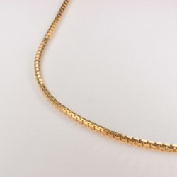 Venezianerkette massiv Halsschmuck ~1.5mm ~45cm