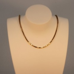 Necklace massive venitian chain ~1.5mm ~45.5cm