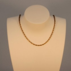 Necklace massive prince of wales chain ~1.75mm ~40.5cm