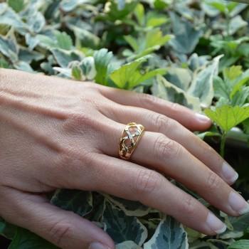 ORITAGE ring