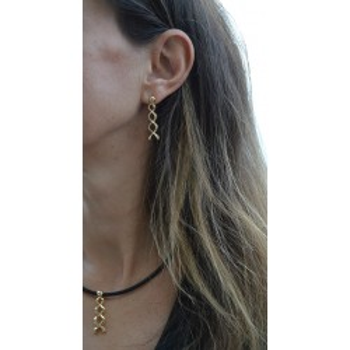 Boucles d'oreilles ORITAGE
