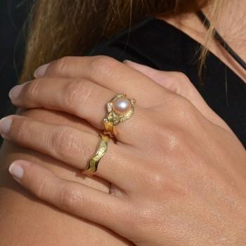 ORIDROP ♂ men's wedding ring