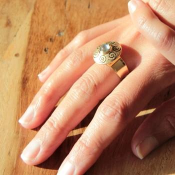 ORIMOON Ring