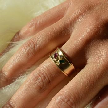 Trio Ring