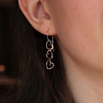 Boucles d'oreilles ORILOVE