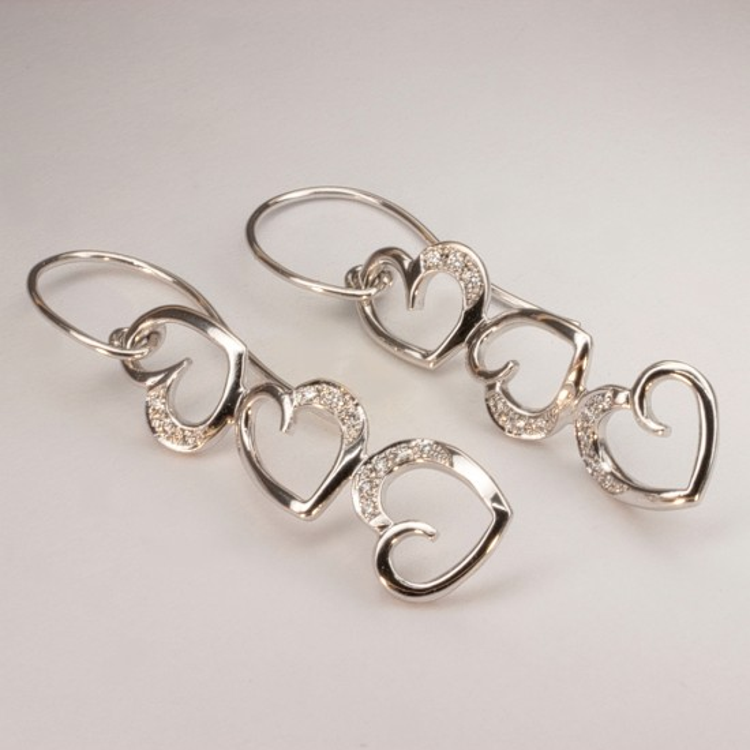 ORILOVE Brillant Earrings