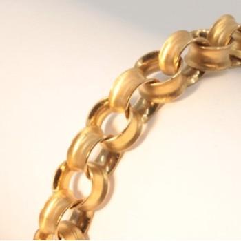Bracelet massive Unique chain  ~7.0mm ~20cm