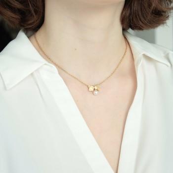 Ocean necklace pendant ~38cm
