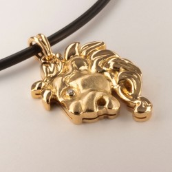 Pendentif ORISIGN Lion