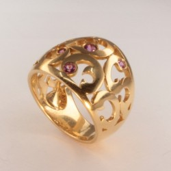 ORITAGE Rose ring