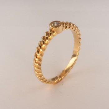 Brillant ring