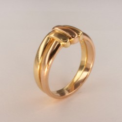 Two Gold Ring