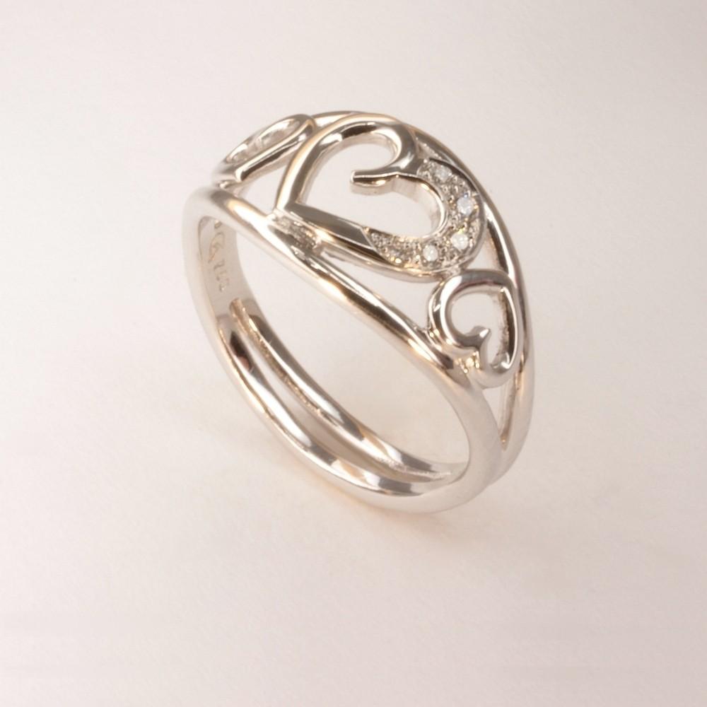 ORILOVE Ring Brillant