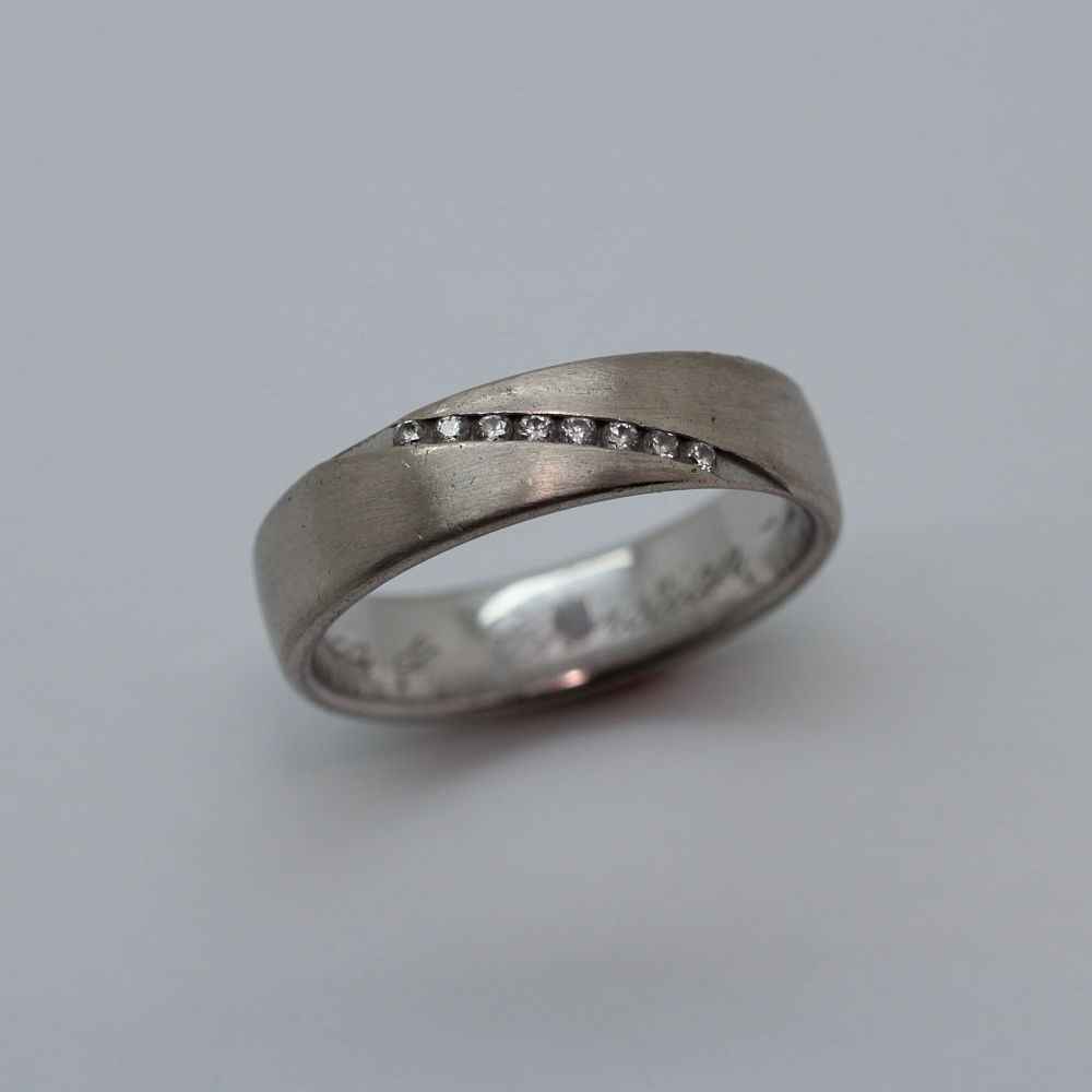 Ring before refresh